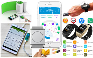 mHealth — мобильное здравоохранение. Контроль здоровья в поездке и на даче