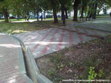 Нижний Новгород - безбарьерная среда водоотводные лотки водоотведение водостоки